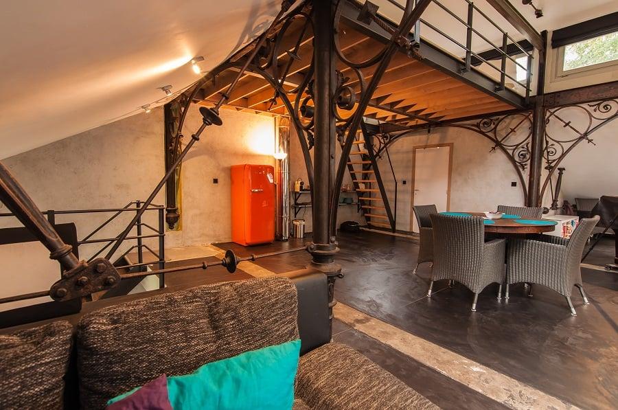 industrial meeting room in Brussels