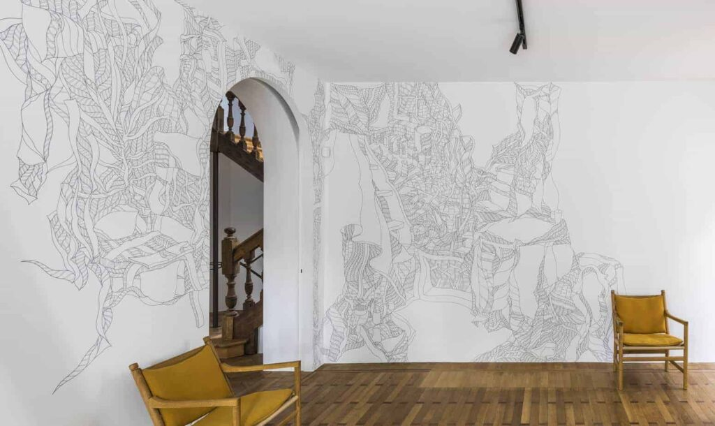 Thalie artistic house Brussels