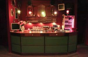 Private Theatre in Old Parfumerie