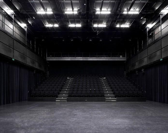 Black Auditorium
