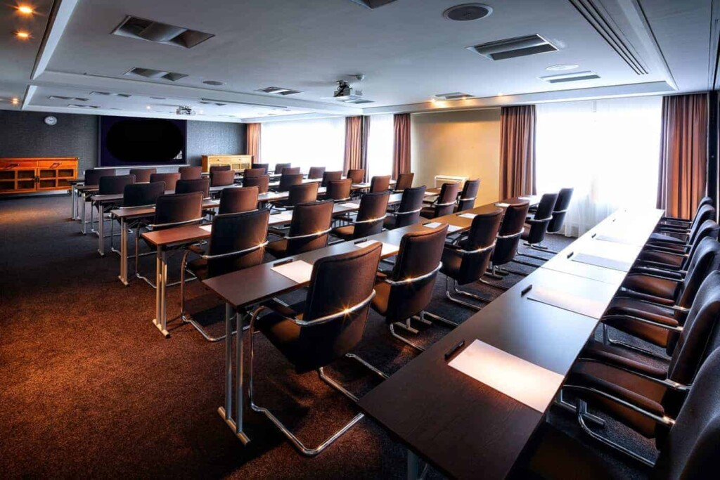 Inspiring Conference Room