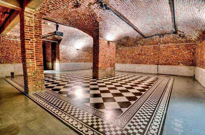 Galeries underground vaults for events
