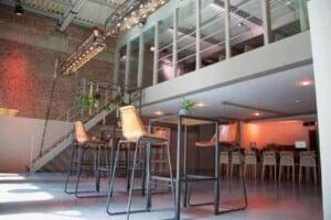 Cozy Event Lobby
