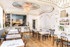 Elegant event venue in Brussels