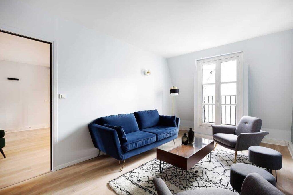 Espace De Reunion Saint Lazare Appartement