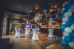 Fancy event club for memorable events