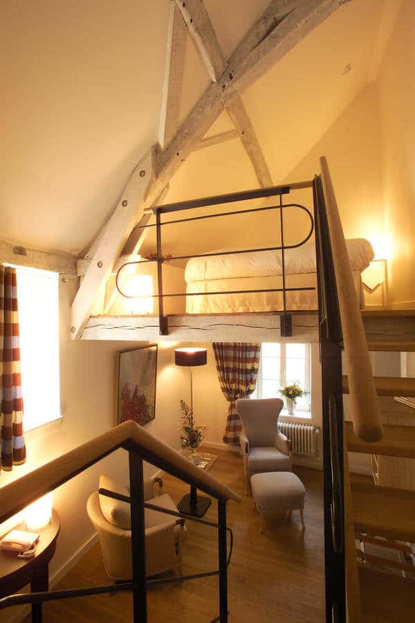 Pictorial and historic accommodations in the heart of Luxembourg