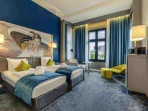 Fashion-themed trendy hotel