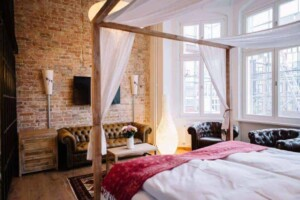 Lazy cozy lofts in the centre of Berlin