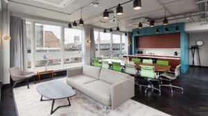 Glam rooftop penthouse for hire