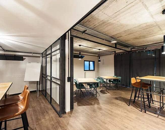 Stylish workshop space in Berlin