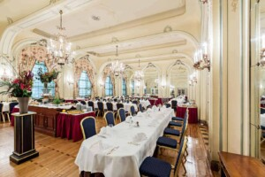 Luxurious venue for classy events