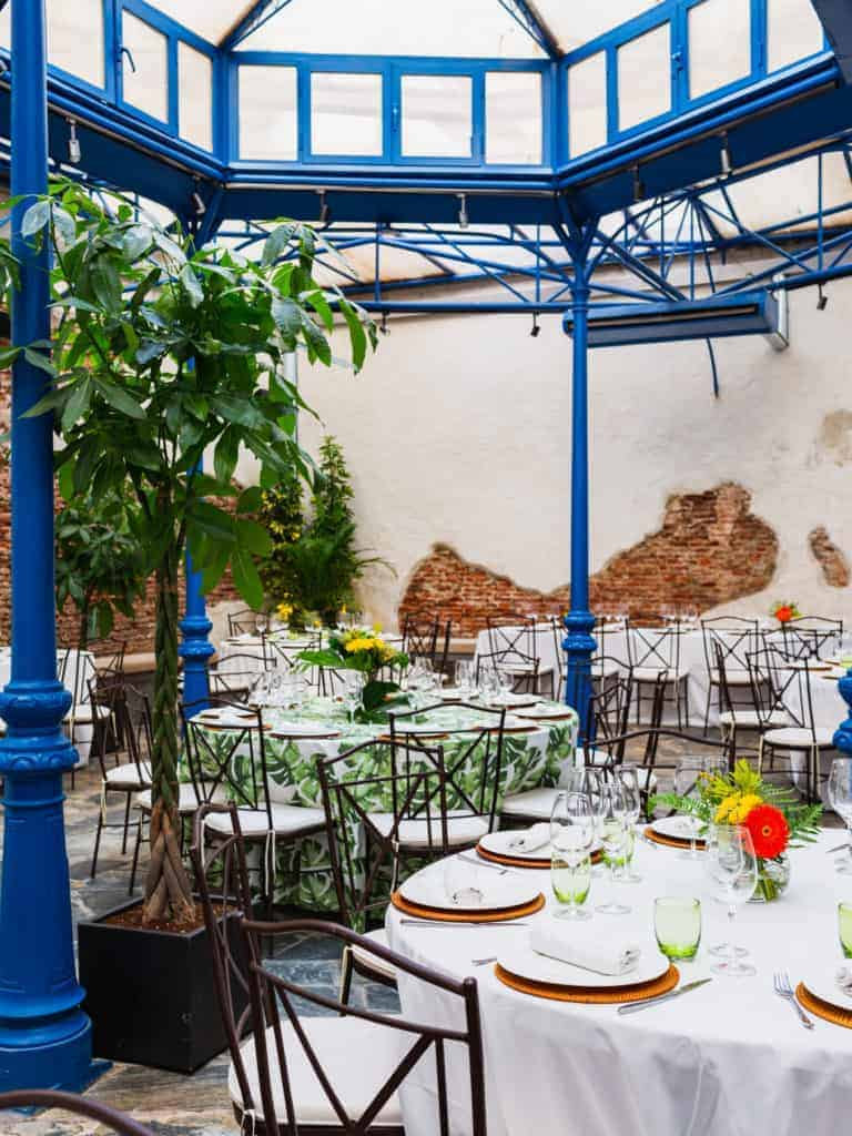 Charming and luminous venue for corporate events