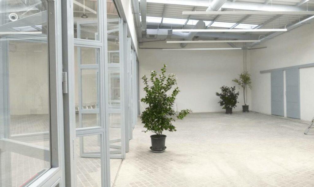 Versatile and luminous venue in the heart of Madrid