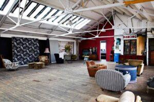 Former urban warehouse studio in Dalston - Unique venue in London