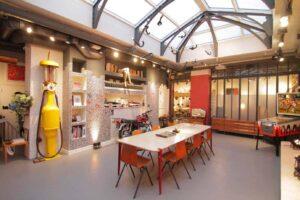 Typical Room For Workshops