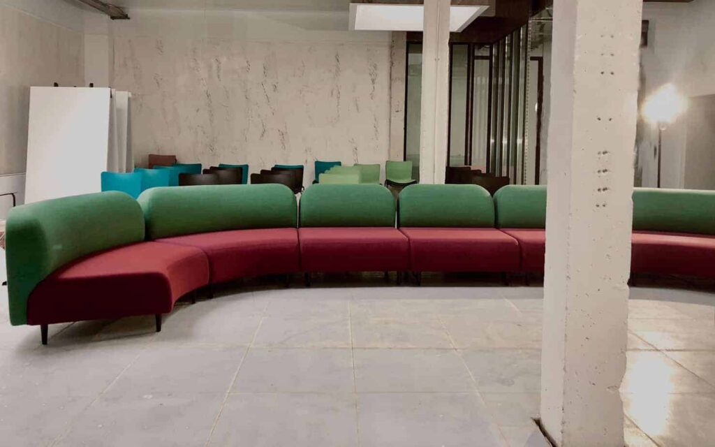 Houghtfully Designed Event Space In Uxembourg