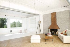 Charming and bright studio for creative productions