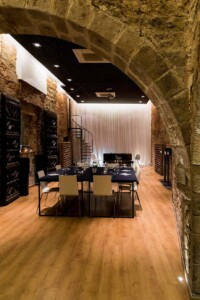 Cozy and intimate private dining venue