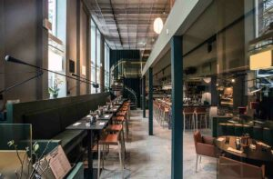 Trendy and cosy venue for private dinning