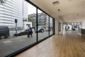 Ultra-flexible blank canvas space in Marylebone