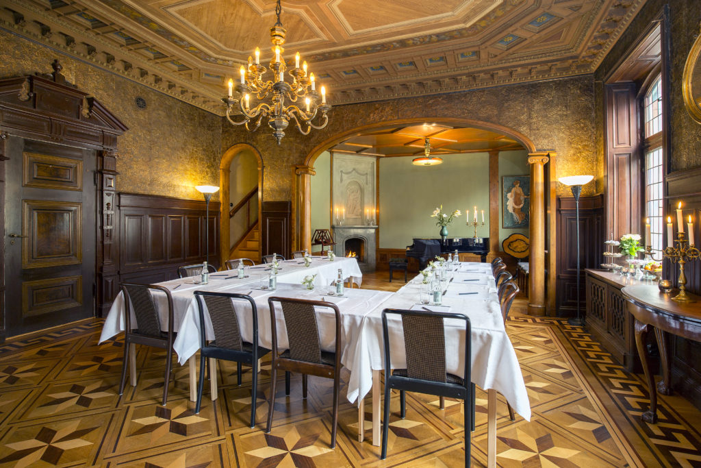 Classical venue for elegant meetings in Stockholm