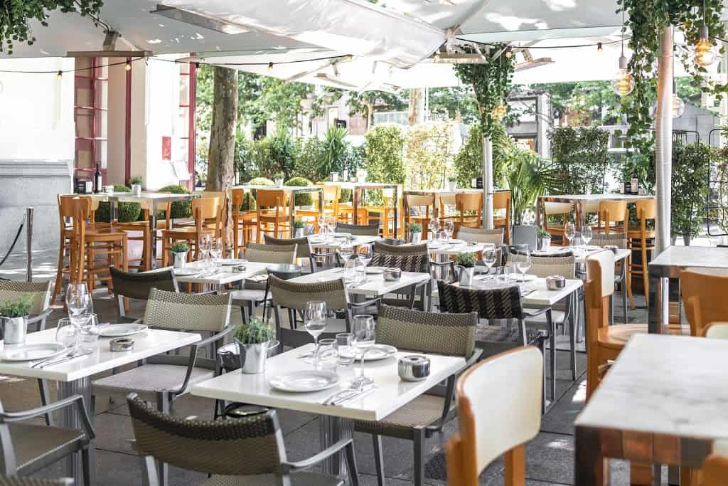 Folkloric Spanish venue in the heart of Madrid