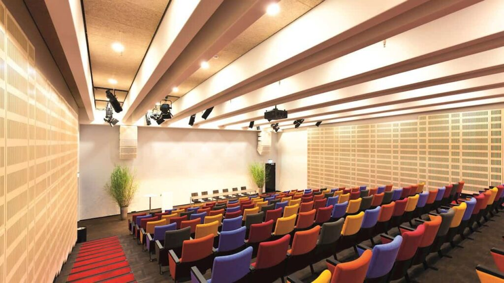 Modern and chic conference space in central Copenhagen