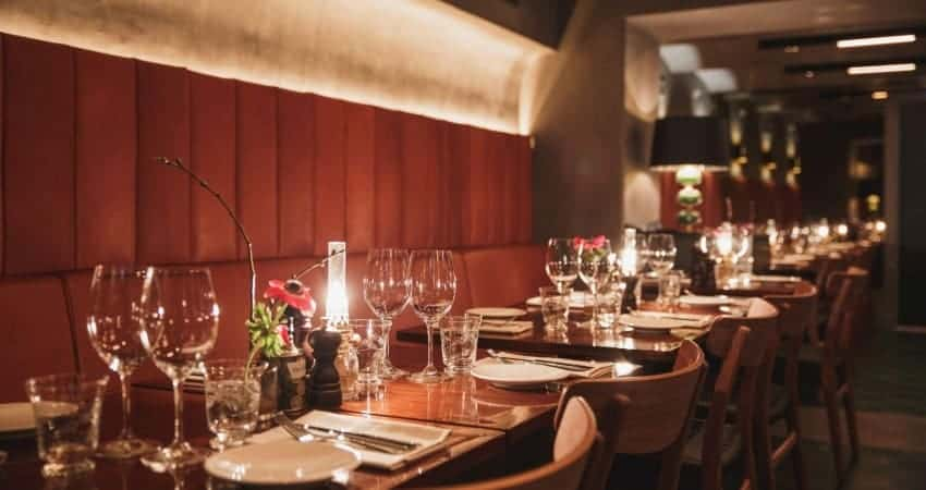 Chic and jovial event space in Stockholm