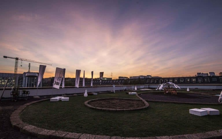 Magnificent panoramic rooftop for private events