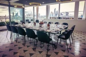 Stunning meeting location with view of St Paul's Cathedral