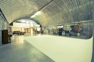 Stylish studio in Shoreditch for various events, London. Venue for product launches, exhibitions and private dining.