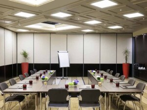 Versatile space for meetings and conferences