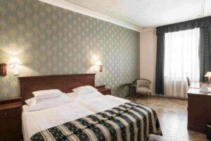 Friendly hotel with elegant rooms