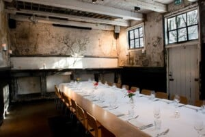 Industrial farmstead for charming events