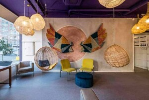 Inspiring quirky location for events