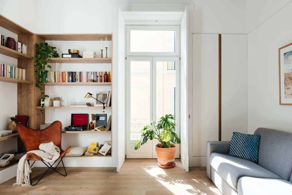 Modern vintage apartments in Lisbon
