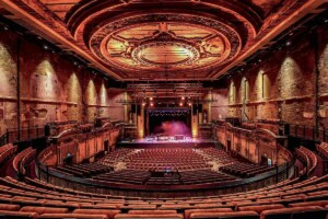 Ultimate iconic theatre backdrop for any event