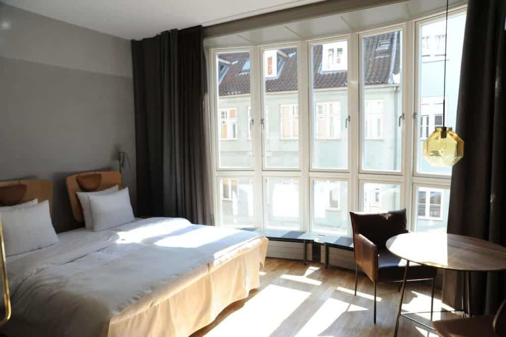Cool hotel with a Nordic touch