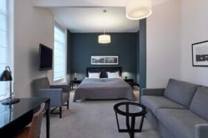 Cosy boutique hotel with modern rooms