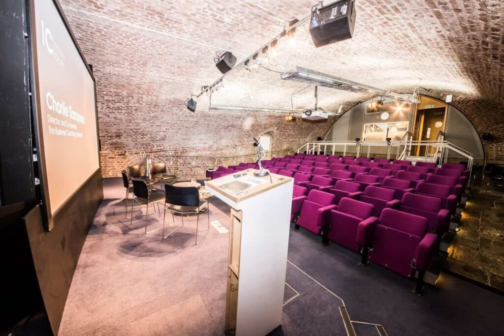Historical unique conference space