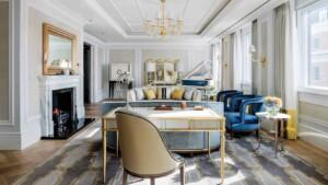 Prestigious sophisticated hotel in Oxford Circus