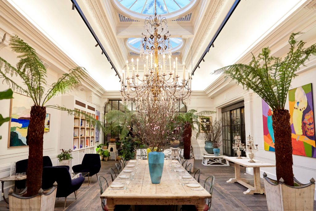 Sustainable venue in London