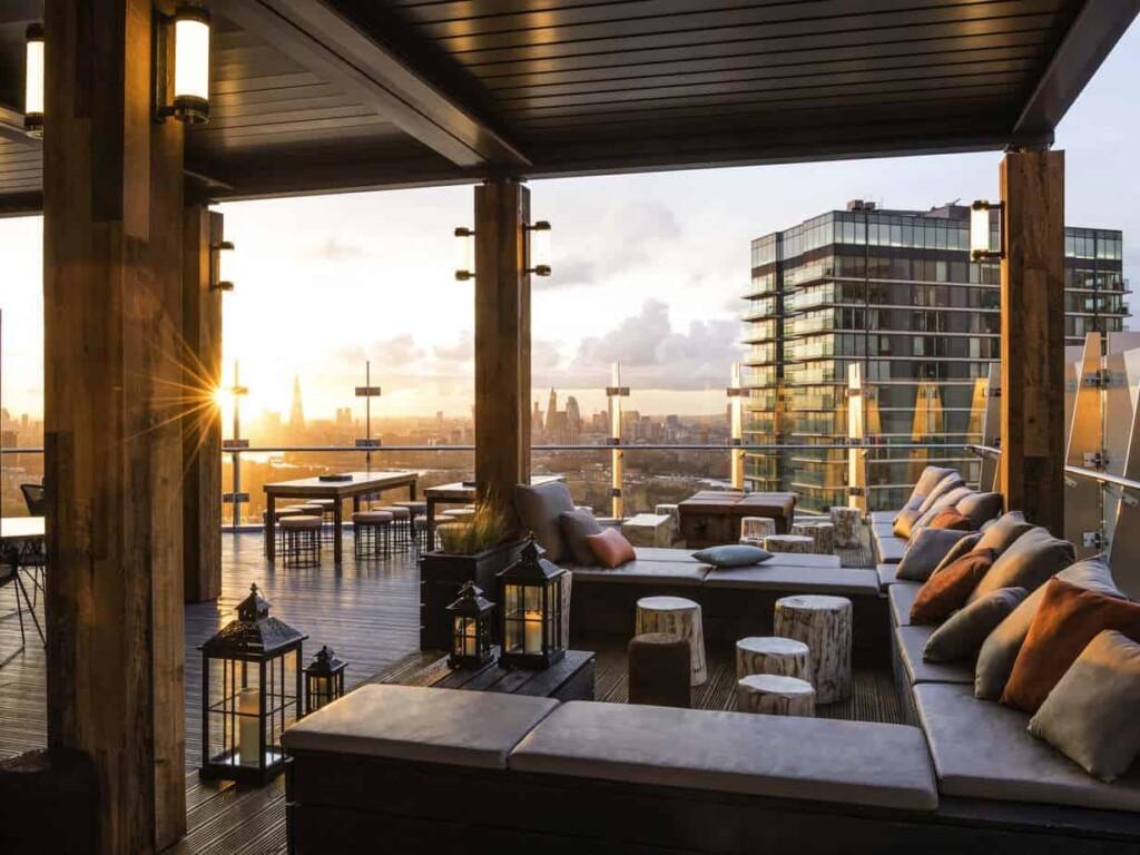 London's Best Rooftop Venues