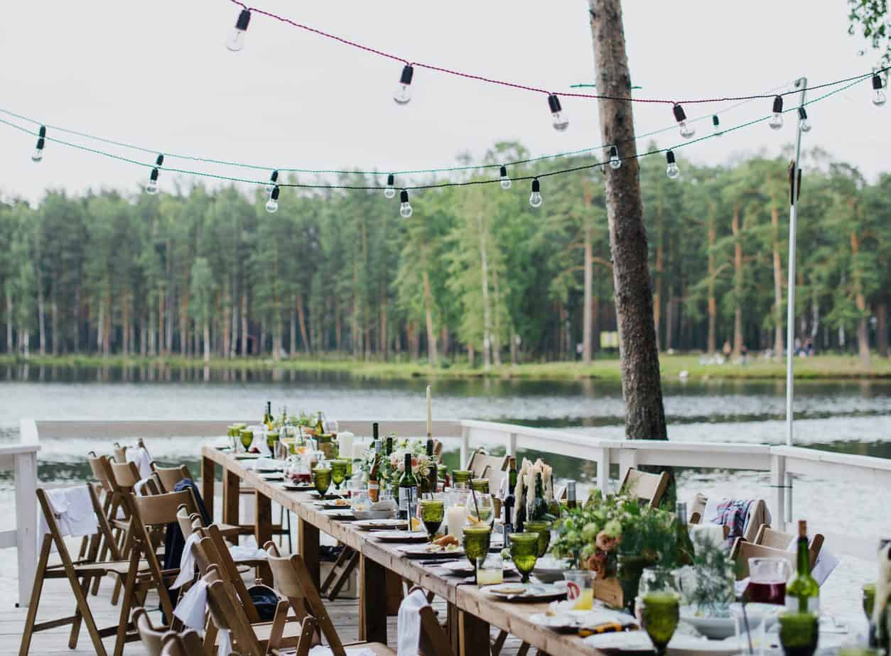 How to host an eco-friendly event