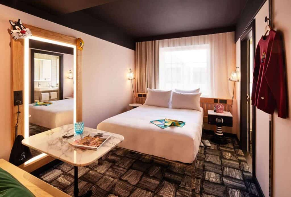 quirky and homey hotel