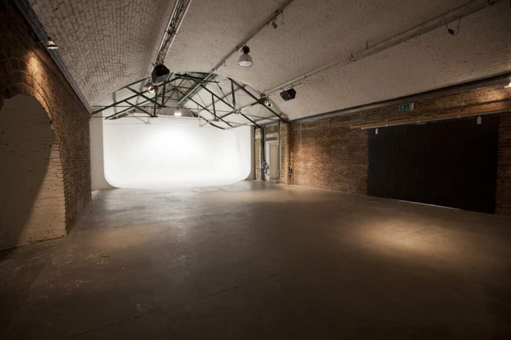 Multipurpose warehouse venue in the heart of Shoreditch