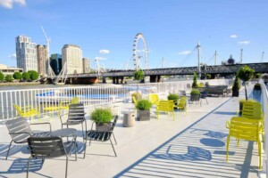 London venues with a view