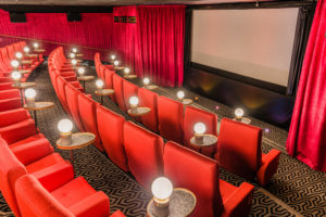 Etro Screening Room With A Stylish Design