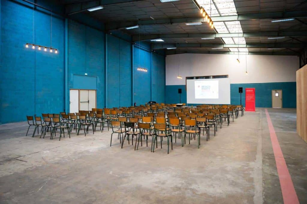 Industrial and open space for any kind of event